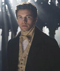 Leo Sutter as Drummond, Victoria
