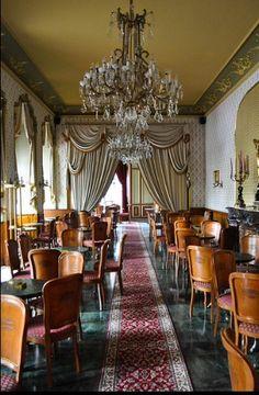 A Budapest Cafe