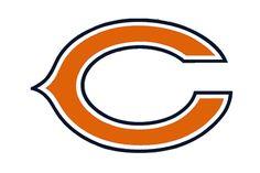 chicago bears stencil | Chicago Bears Logo Design - All Logos - Logo Inspirations