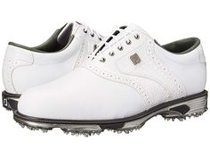 8851dbf293 FootJoy DryJoys Tour (White White Croc) Men s Golf Shoes. You see the guys  on tour hit remarkable shots swing after swing and you want to do that too.