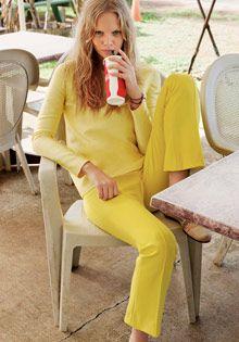 yellow coke