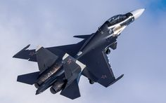 Sukhoi Su-33, Flanker D carrier-based twin-engine air superiority fighter