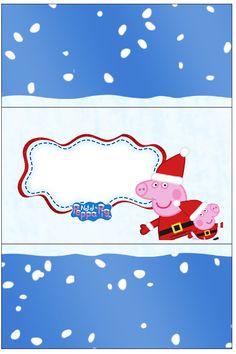 peppa do desejo do natal (de peppa pig)
