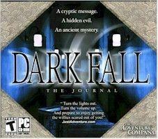 DARK FALL THE JOURNAL (JEWEL CASE)