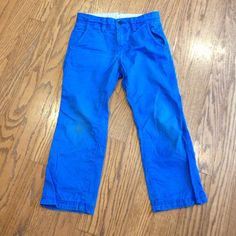 Husky boys Jeans Husky boys royal blue jeans slight grass stain on the knees Gap kids Jeans
