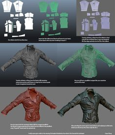 Marvelous Designer to ZBrush workflow