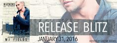 Release Blitz for River James by MJ Fields
