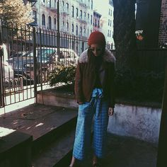 Stella von Senger, New York