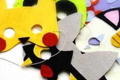 La Pokéfête #1 : les masques de Pokémon – le blog à Myzotte