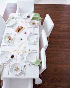 A little guide to creating the perfect seating plan for dinner parties.