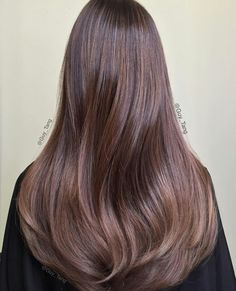 Ashy Brunette balayage by Guy Tang... Completely gorgeous