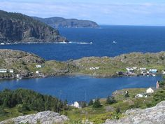 Overlooking Lower Harbour to Mad Moll Head and past that across the ships run to Northern Head. photo lowerharbour1.jpg