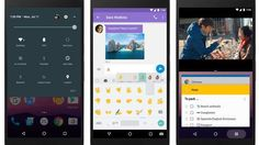 Google's battery saving Android Nougat update is rolling out now -> http://mashable.com/2016/08/22/google-releases-android-nougat/   Google is now starting to roll out the next version of Android.  Android 7.0 Nougat which brings better battery life new multitasking features and a bunch of new emoji is now starting to roll out to Nexus devices.   The first devices to get the update will be Google's Nexus 6 Nexus 5X Nexus 6P and General Mobile 4G handsets as well as the Pixel C and Nexus 9…