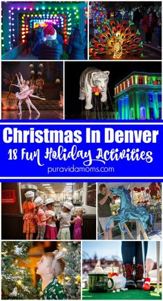 Christmas In Denver 2020 36 Best Christmas in Denver images in 2020 | Denver christmas
