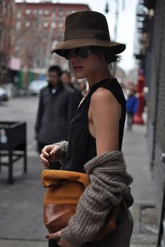 hat in town