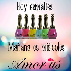 esmaltes amorus Manicure Y Pedicure, Nail Spa, Gel Nails, Nail Station, Ketogenic Diet For Beginners, Gel Nail Designs, Beauty Nails, Salons, Humor