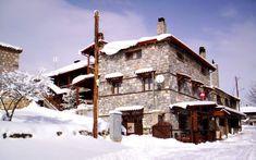5 Χειμερινοί προορισμοί στην Ελλάδα ιδανικοί για ζευγάρια! | ediva.gr Macedonia, Snow, Winter, Travel, Outdoor, Winter Time, Outdoors, Viajes, Trips
