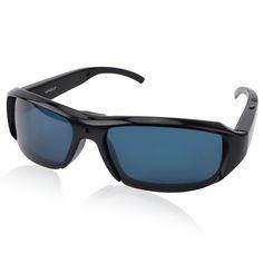 169f472e61c Wiseup 8GB 1080P HD Spy Camera  Sunglasses Eyewear Mini DV Camcorder with  Audio Recording Function
