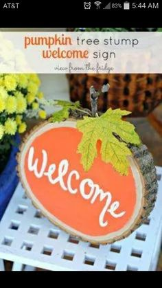 Made out of wood log....so cute!