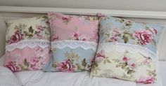 Shabby Chic Romance ... on your couch!
