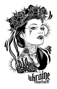 Marilyn covered with tattoos based on [link] and yes, there is Mike Giant version of this photo, but made in other way, and covered with other tattoos. Marylin on Ink Dope Tattoos, Body Art Tattoos, Girl Tattoos, Ukrainian Tattoo, Ukrainian Art, Tattoo Sketches, Tattoo Drawings, Art Drawings, Cholo Art
