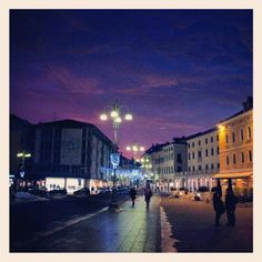Piazza dei Martiri - Belluno (Italy)