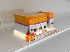 Producer: TMG Ofset & Design Firm: Johnson&Johnson - NeutrogenaBrief: Shelf Display Design for Watsons Shops in Turkey