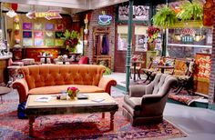 Central Perk on TV Show Friends