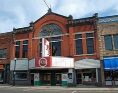 (Check) former Opera House (1894), Stevens Point, Wisconsin   I saw The Rocky Horror Picture Show here for the 1st time in the 80's