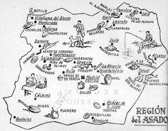 El mapa gastronómico 4