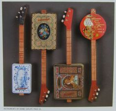 Cigar Box Guitars: the ultimate DIY guide for makers and players - Boing Boing
