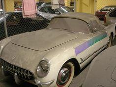 Peter-Max-1953-Corvette