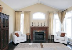 #Quail, Great Room Vaulted Ceiling