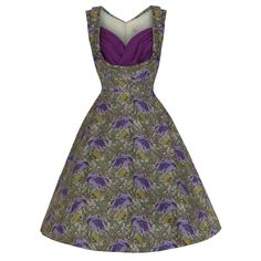 Ophelia WM2 Rockabilly Dress | Vintage Inspired Fashion - Lindy Bop