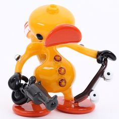 My favorite artist @sdryno  #duckiesdestroy #skatingduck #sdryno #ryno #quackpack