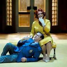 Unbridled passion in the bite of a glove? #Wagner's #Tristan und Isolde at #Bayreuth