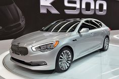 Kia K900 set to compete with BMW, Mercedes, Lexus, Audi and other as a full-size luxury sedan in 2015.