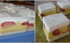 Najlepší domáci dezert s jahodami a šľahačkou! | Báječný život