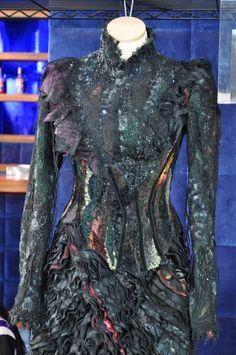 Elphaba Act 2 Dress  by AVOcreations on Etsy https://www.etsy.com/listing/222935453/elphaba-act-2-dress