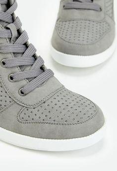 Zapatos Morganna en Gris - Envío gratuito en JustFab