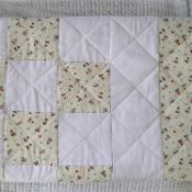 The Easy 1-2-3-4 Baby Quilt - via @Craftsy