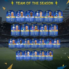 FIFA 16 #TOTS – Benelux    #FUT http://www.fifa1314.com/?-ref-68060 discount code: buyfifa