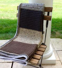 Blanket  44 X 44 by seechriscreate on Etsy