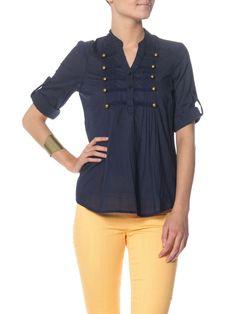Vero Moda shirt, love it! I have it in green
