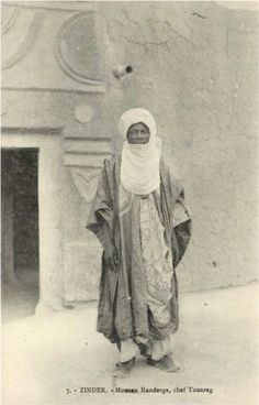 Chef Touareg (Niger)