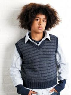 948973407 24 Best Knitted vests images