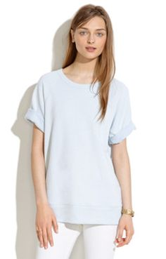 Rxmance® Short-Sleeve Sweatshirt