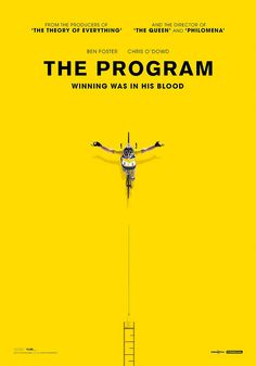 The Program Poster (The Lance Armstrong Film)