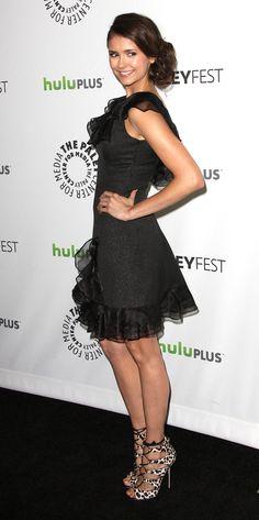 "Nina Dobrev | PaleyFest ""The Vampire Diaries"" | March 10, 2012"