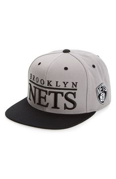 Mitchell & Ness 'Top Shelf - Brooklyn Nets' Snapback Cap